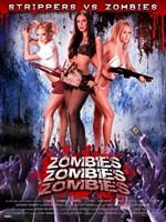 Zombies! Zombies! Zombies!, c.2008 Fine Art Print