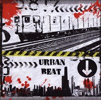Urban Beat Fine Art Print