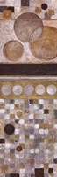 Lucido Mosaico I Framed Print