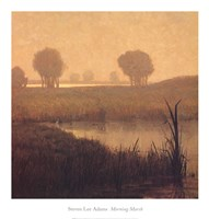 Morning Marsh Fine Art Print