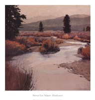 Headwaters Fine Art Print