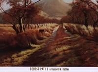 Forest Path I Fine Art Print