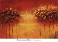 Transcendental Grove I Fine Art Print