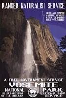 Yosemite Framed Print