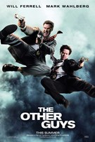 The Other Guys Wall Poster