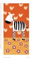 Zebra Fine Art Print