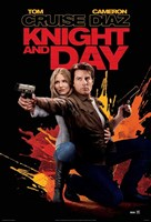 Knight and Day - Style D Wall Poster