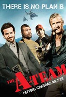 The A-Team - Style B Framed Print