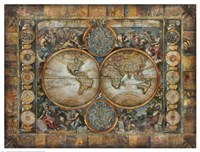 Emisphere Australe Fine Art Print