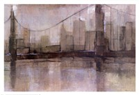 Skyline Bridge II Fine Art Print