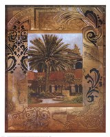 Toscano Palm III Fine Art Print