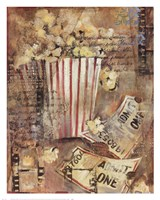 Dramatique IV Fine Art Print