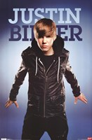 Justin Bieber - Fly Wall Poster