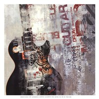 Rock N Roll II Fine Art Print