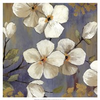 En Flor II Framed Print