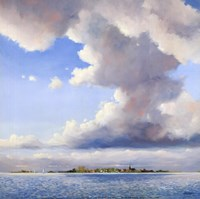 Big Sky Fine Art Print