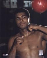 Muhammad Ali Posed (#20) Fine Art Print