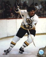 Bobby Orr Action Fine Art Print