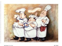Haute Cuisine I Fine Art Print