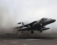 AV-8B Harrier II United States Marine Corps Fine Art Print
