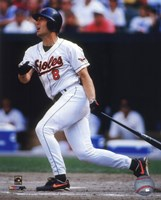 Cal Ripken Jr. 1995 Action Fine Art Print