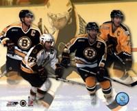 Ray Bourque Bruins Composite Fine Art Print
