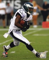 LeSean McCoy 2010 Action Fine Art Print