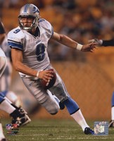 Matthew Stafford 2010 Action Fine Art Print