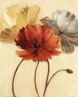 Poppy Palette I Fine Art Print
