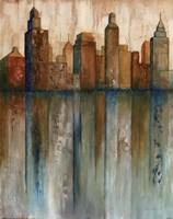 City View I Fine Art Print