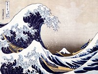 The Wave off Kanagawa Fine Art Print