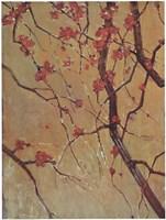 Blossom Panel II (detail) Fine Art Print