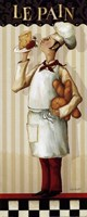 Chef's Masterpiece III Framed Print