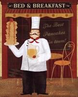 Chef's Specialties I Framed Print
