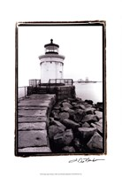 Bug Light, Portland Fine Art Print