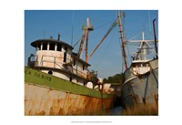 Small Safe Harbor IV Fine Art Print