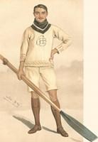 Vanity Fair Rowing Fine Art Print
