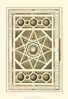 Small Garden Maze VI (P) Fine Art Print