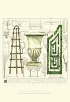 Garden Maze Fine Art Print