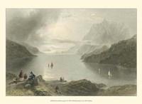 Pastoral Riverscape IV Fine Art Print