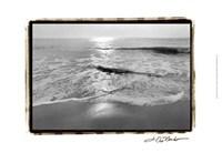 Ocean Sunrise II Fine Art Print