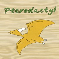 Pterodactyl Framed Print