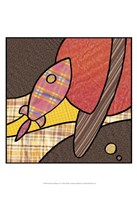 Patchwork Planets IV Fine Art Print