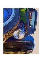 Small Classic Cruisin' I Fine Art Print