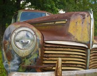 Small Rusty Hudson I Fine Art Print