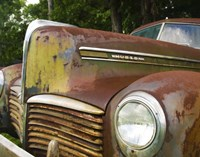 Small Rusty Hudson II Fine Art Print