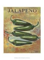 Jalapeno Fine Art Print