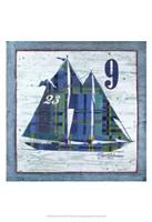 Pilot Schooner II Fine Art Print