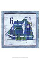 Top Sail Schooner Fine Art Print