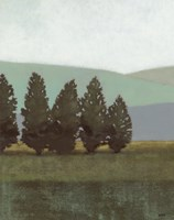 Evergreen I Fine Art Print